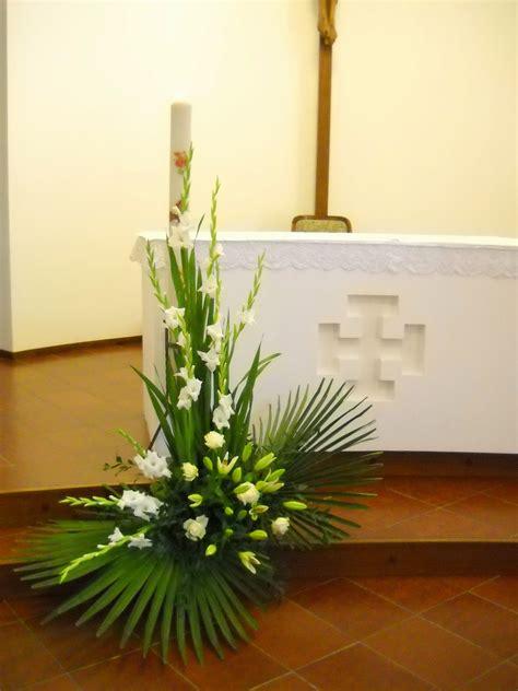 fiori per la liturgia arte floreale per la liturgia solennit 224 dell ascensione