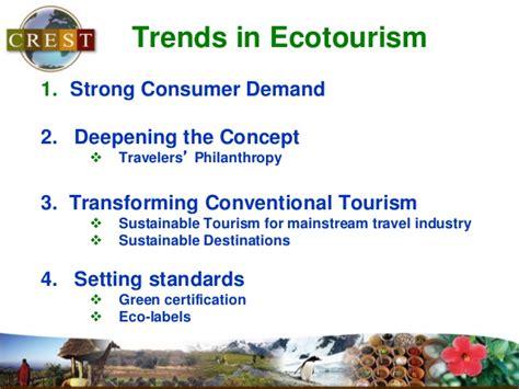 ecotourism revolution