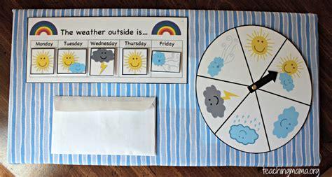 printable board game weather diy preschool weather board with free printables
