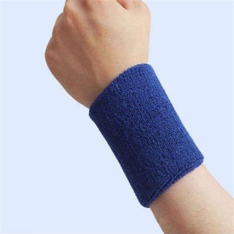Sale 1pc Wrist Brace Support Wrist Splint Sport Wrist Band Pr 1pc terry cloth wristbands sport sweatband band sweat wrist support brace wraps guards for