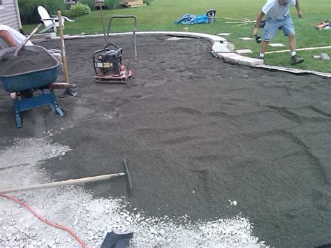 patio paver base what you need to about paver base material tnc