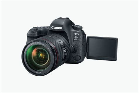 canon 6d dslr canon announces the canon 6d ii dslr gear patrol