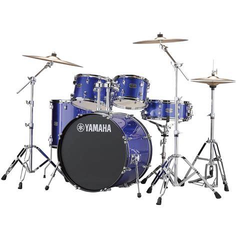 Drum Box Yamaha Yamaha Rydeen 20 Quot Blue Bundle 171 Drum Kit