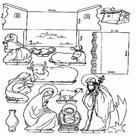 imagenes del nacimiento de jesus para imprimir dibujos de navidad para colorear ana de austria religi 195 n