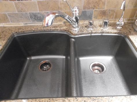 how to clean granite sink how to clean a granite composite sink home design