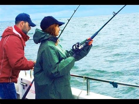 charter fishing boat dover portia mick fishing charter boat from dover youtube