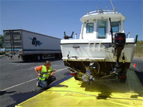 oregon boat inspection stations boat inspection stations open in oregon to target invasive