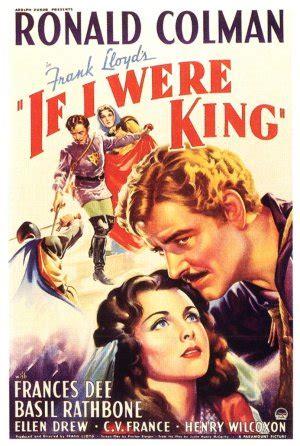 Dvd Maxell Free Drama Shopping King Louie if i were king 1938 dvd ronald colman basil rathbone