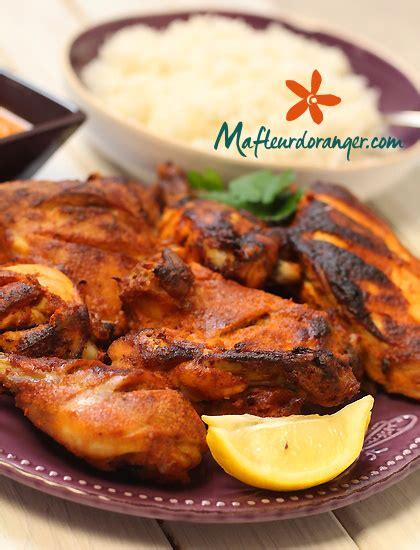 cuisine indienne facile cuisine indienne poulet tandoori et sa sauce 233 pic 233 e