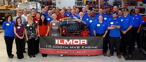 ilmor  engine sweeping arca series  year