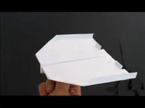 How To Make Easy But Cool Paper Airplanes - easy how to make cool paper airplane no 3