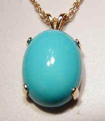 Chagne Topaz 12 25ct gold pendants