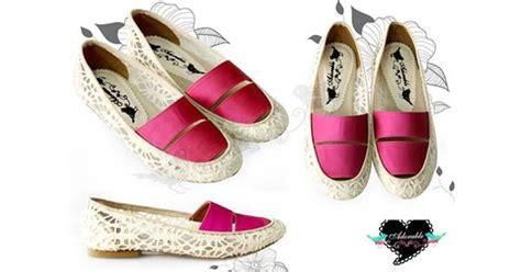 Harga Murah Sandal Wanita Flat Shoes Sepatu Sendal Cewek Buruan 12 vemale suka flat shoes anda harus mencoba sepatu