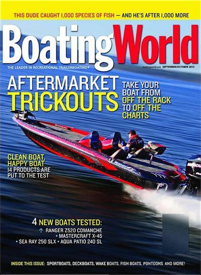 boating magazine top 10 boating magazines boat trader boat international