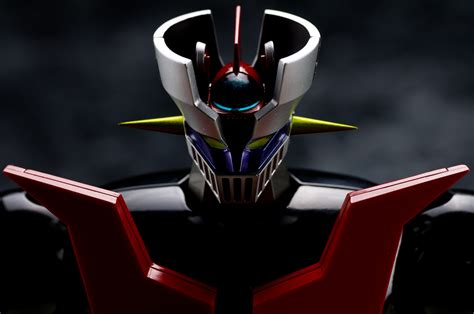 mazinger z dx soul of chogokin mazinger z photoreview part one no
