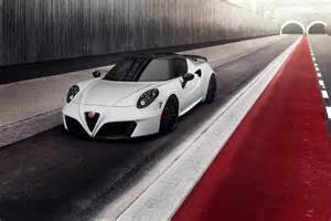 Alfa Romeo 4c Limited Edition Limited Alfa Romeo 4c Receives Power Boost By Pogea Racing