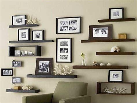 cara membuat rak rak dinding ide rak dinding untuk ruang tamu desain minimalis