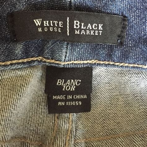 white house black market jeans 60 off white house black market denim white house black market jeans from jean s