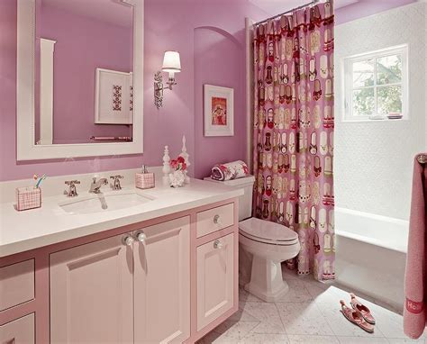 Bathroom Ideas For Girls Pics Photos Walls In Cute Bathroom Decor For Girls Kids