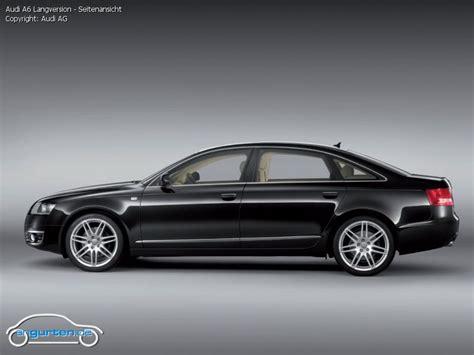 Audi A6 Langversion by Foto Bild Audi A6 Langversion Seitenansicht Angurten De