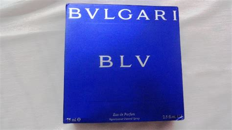 Parfum Bvlgari Blue bvlgari blv blue for eau de parfum review
