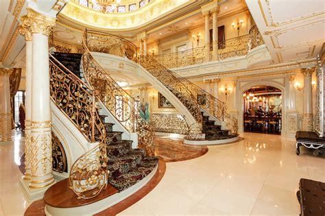 Foyer Ceilings Elegant Mediterranean Masterpiece 15 000 000 Pricey Pads