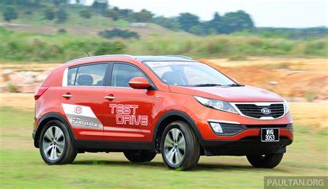 Kia Sportage Club Malaysia Kia Sportage Facelift Now Open For Booking In Malaysia