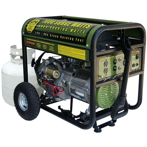 sportsman series propane 7000 watt generator beyond stores