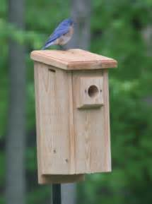 north american bluebird society approved bluebird houses