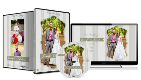 Wedding Dvd by Wedding Dvd Cover 12 Photoshop Psd Template