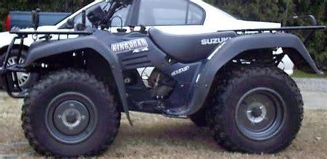 2001 Suzuki King 300 Buy Suzuki King 300 4x4 One Owner Garaged Like On