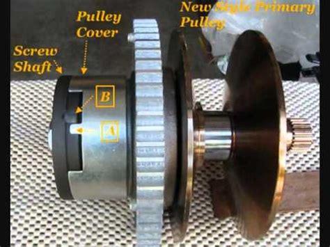 Suzuki Cvt Transmission Problems Burgman 650 Diy Cvt Primary Pulley Assembly Step 5 5