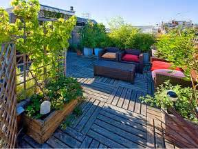 gardening amp landscaping ideas for making rooftop garden