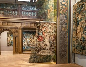 Aubusson Musée De La Tapisserie Horaires un mus 233 e innovant cit 233 internationale de la tapisserie