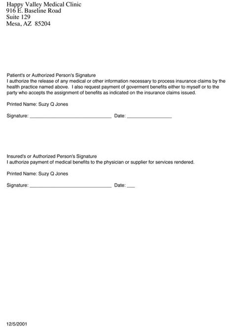 authorization letter format for signing authorization letter behalf writing professional letters