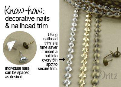 dritz home decorative nails 67 best diy decorative nails trim images on pinterest