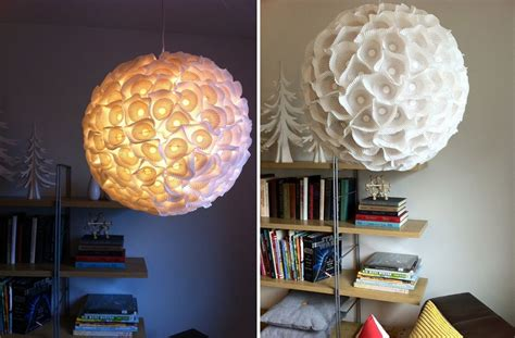 How To Make A Chandelier Out Of Paper - diy chandeliers that will light up your day