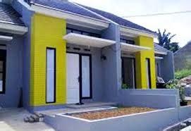 kombinasi warna cat rumah idaman  rumah impian
