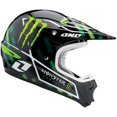 monster motocross helmet one industries kombat monster energy motocross helmet l ebay