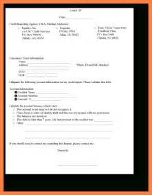 Credit Collection Form Letters 6 Remove Paid Collections From Credit Report Progress Report