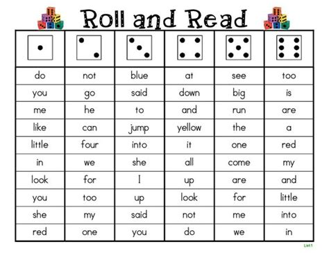 mississippi roll a cards novel books roll and read sight words pdf reading