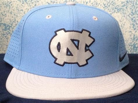 unc baseball hat carolina baseball
