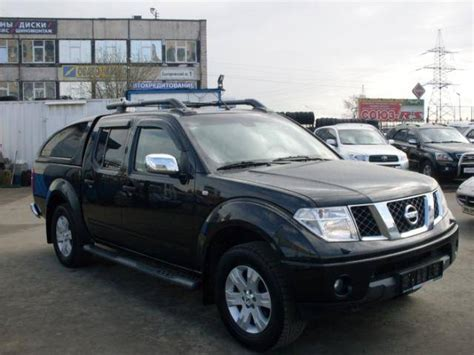 nissan navara 2009 engine 2009 nissan navara photos 2 5 diesel automatic for sale
