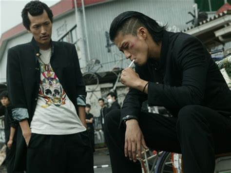 Crows Zero Pria Leather Biker 7th 17 best images about yanki culture on rockabilly pen illustration and motorcycle bike