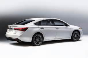 02 Toyota Avalon 2016 Toyota Avalon Review And Rating Motor Trend