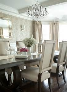 Elegant Dining Room by Long Island Home Transitional Dining Room New York