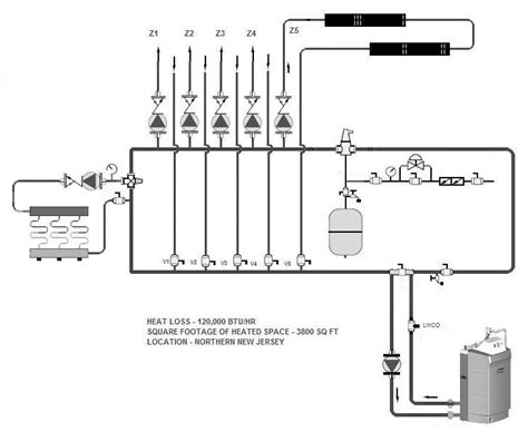 boiler piping diagram 12 best images of weil mclain piping diagrams piping and
