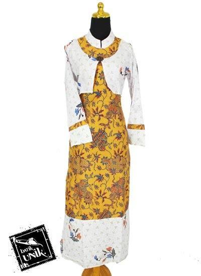 Katun Daun baju batik gamis katun motif batik daun cakar kembang