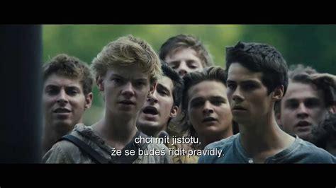 film the maze runner kopen labyrint 218 těk 2014 cz hd trailer labyrint 218 tek 2014