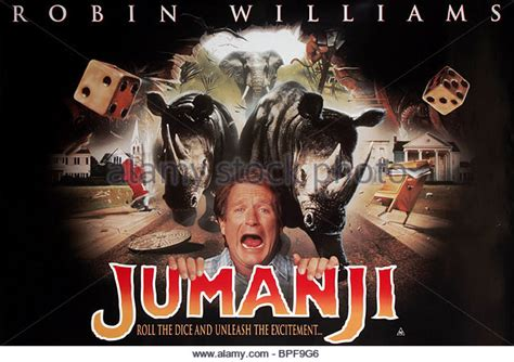 film jumanji 1995 jumanji film poster 1995 stock photos jumanji film